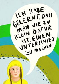 Illustration aus dem Buch »Unsere Zukunft ist jetzt!«