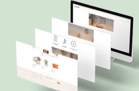 Website mit Onlineshop für Naturahund