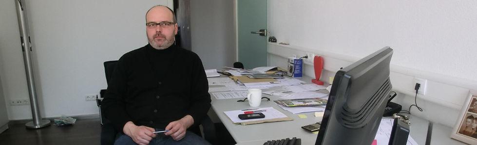 Geschäftsführer Michael Keller