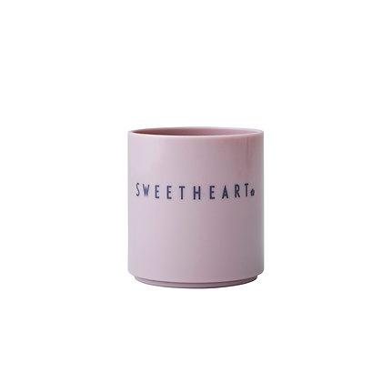 Design Letters - AJ MINI Favourite Cup SWEETHEART