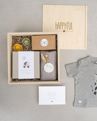 Hooray a Baby - Geschenkbox