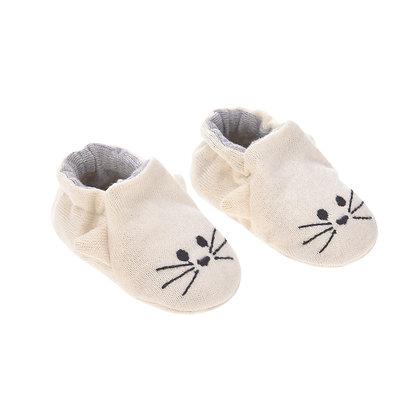 LÄSSIG Babyschuhe Little Chumps Cat - onesize