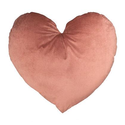 Kissen blush - Herz
