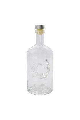 Flasche mit Deckel - Still Klar - 1L