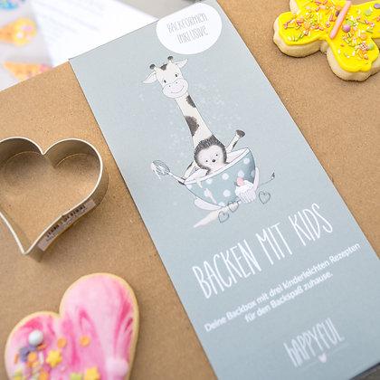 Backen mit Kids - Kreativbox