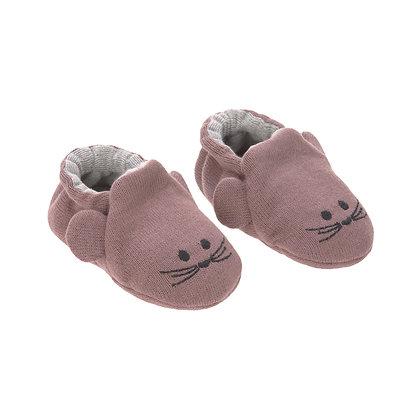 LÄSSIG Babyschuhe Little Chumps Mouse - onesize