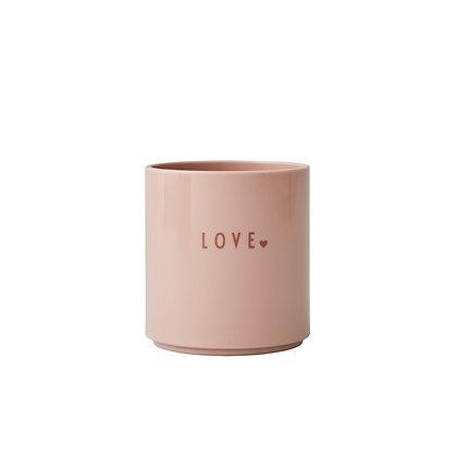 Design Letters - AJ MINI Favourite Cup LOVE