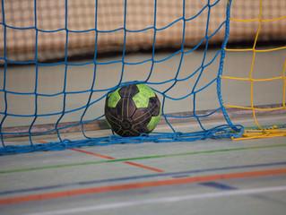 Damenhandball :  Niederlage im ersten Spiel !