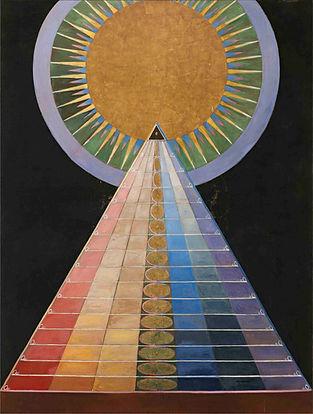 Hilma af Klint et le chemin astrologique