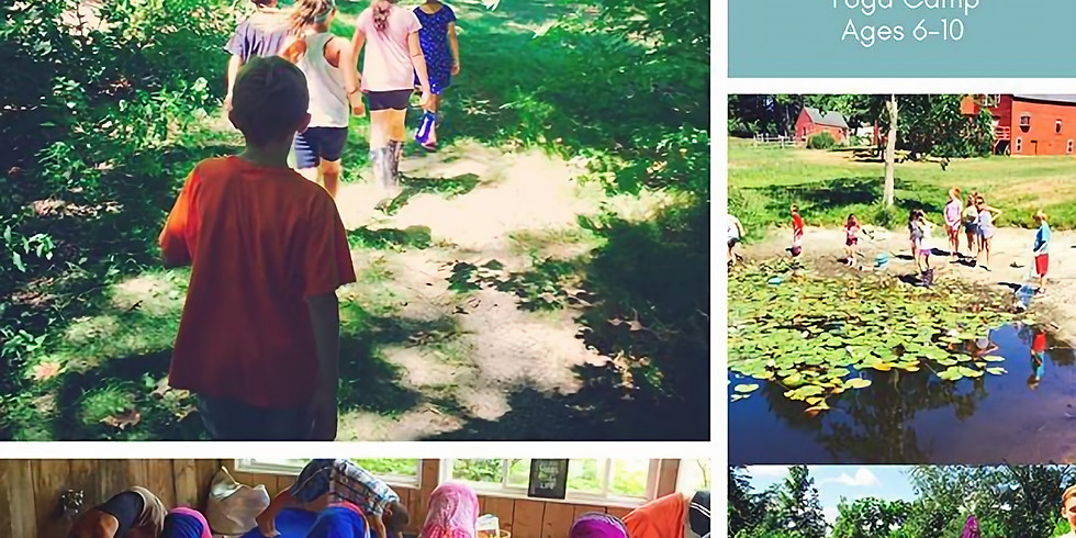 Taking Root - Yoga Camp for Kids