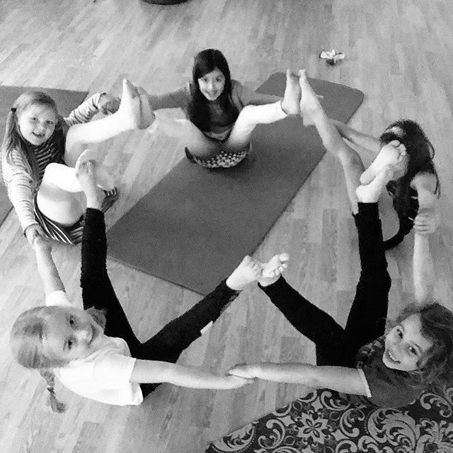 Kids Yoga - Spring 2020