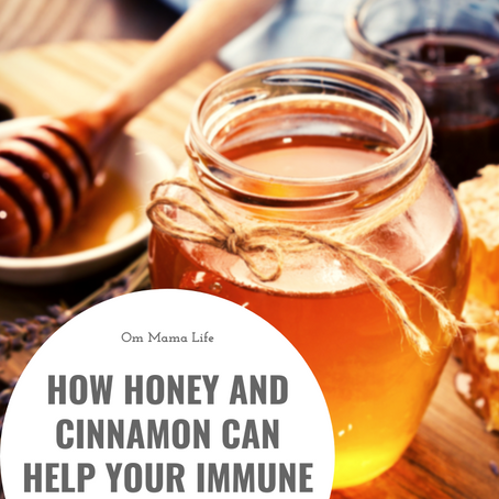 How Honey and Cinnamon Can Help Your Immune System