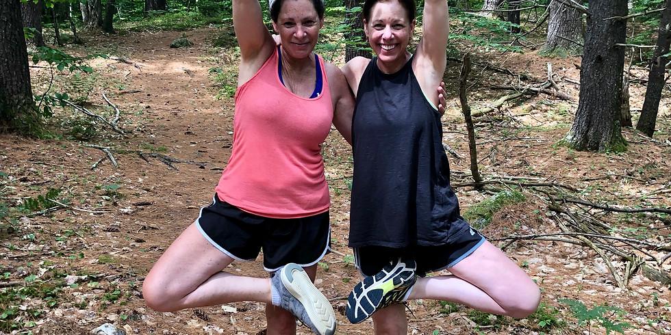 Trail Yoga