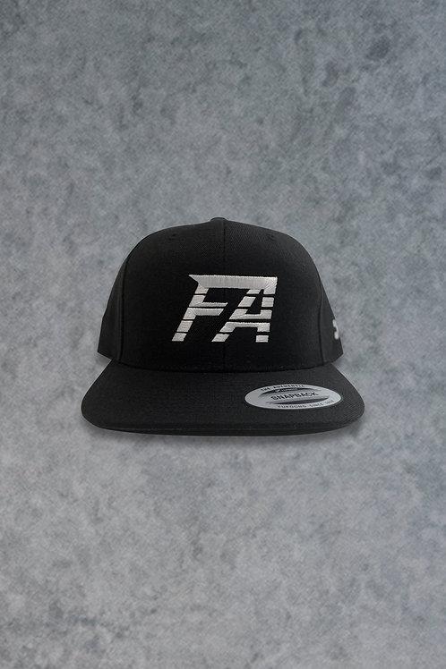 FA (Black Snapback Hat)