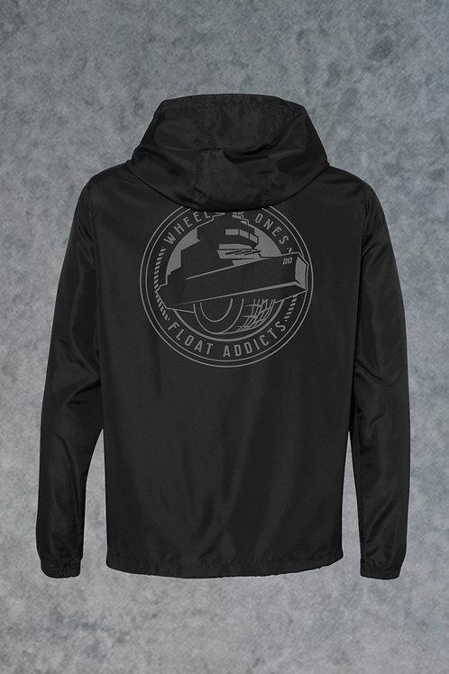 Division Reflective (Black Windbreaker Jacket)