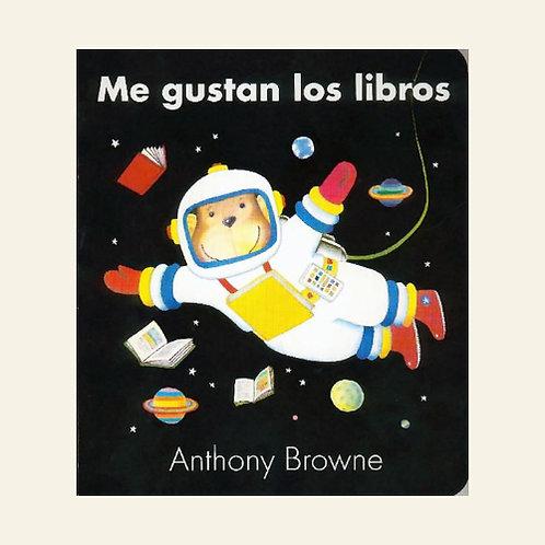 Me gustan los libros   Anthony Brown