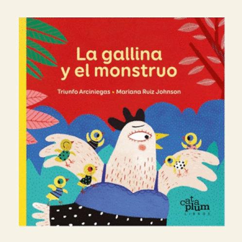 La gallina y el monstruo | Triunfo Arciniegas