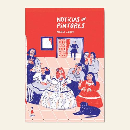 Noticias de pintores | María Luque
