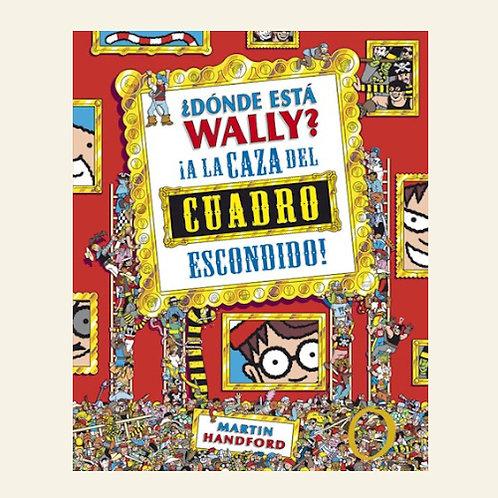 ¿Dónde está Wally? ¡A la caza del cuadro escondido!  | Martin Handford