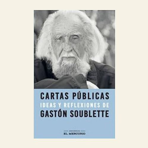 Cartas públicas   Gastón Soublette