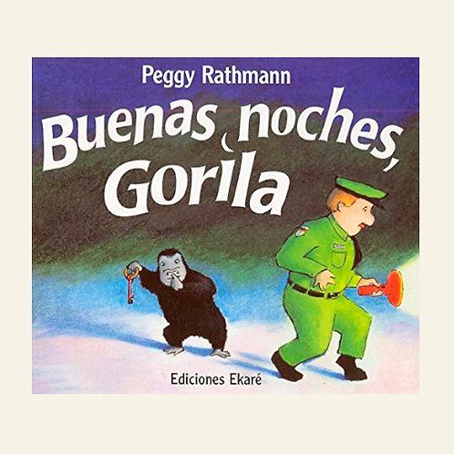 Buenas noches gorila   Peggy Rathmann