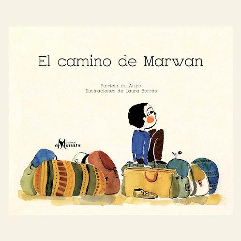 El camino de Marwan   Patricia Arias