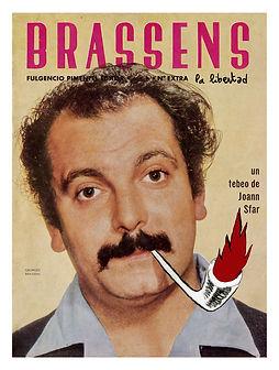 Brassens, novela gráfica