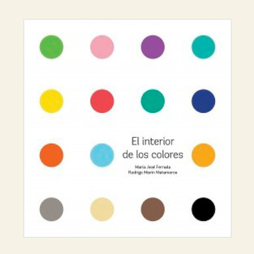 El interior de los colores | María José Ferrada