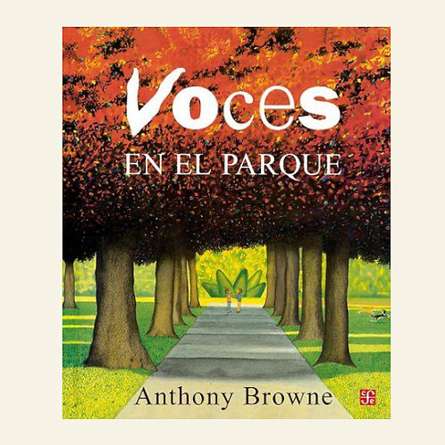 Voces en el parque | Anthony Brown