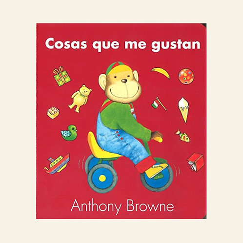 Cosas que me gustan | Anthony Brown