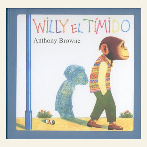 Willy el tímido | Anthony Brown