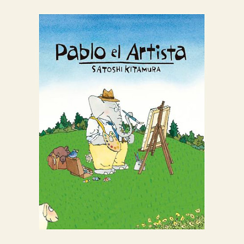 Pablo el artista | Satoshi Kitamura