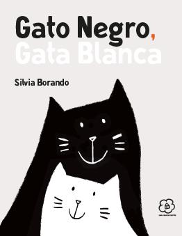 Gato Negro Gata Blanca