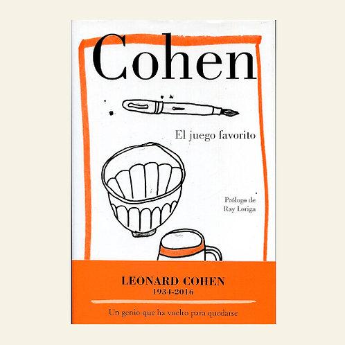 El juego favorito | Leonard Cohen