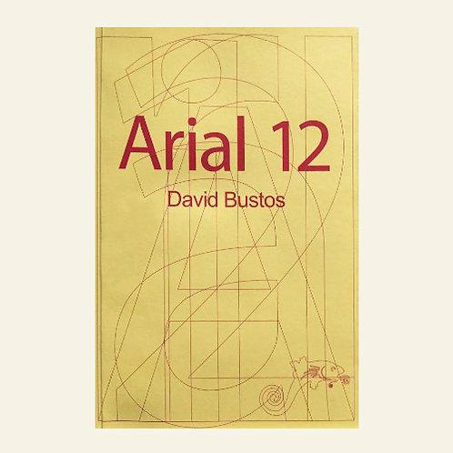 Arial 12 | David Bustos