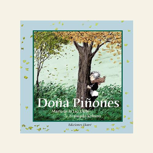 Doña Piñones | María de la Luz Uribe