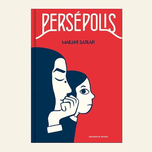 Persépolis | Marjane Satrapi