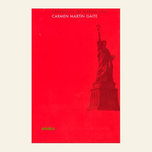 Caperucita en Manhattan | Carmen Martín Gaite