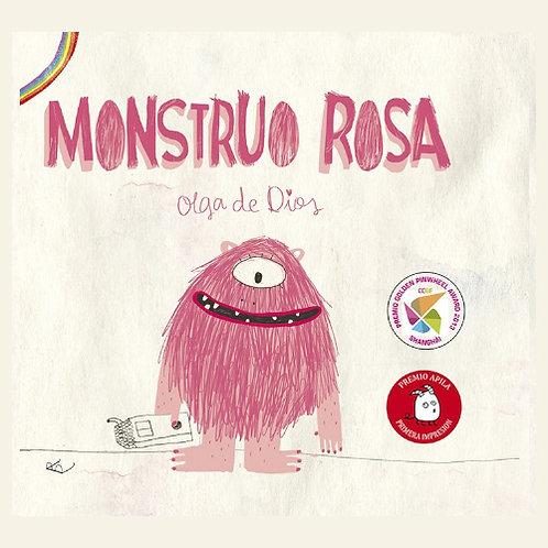 Monstruo Rosa | Olga de Dios