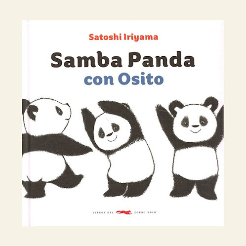 Samba Panda con Osito | Satoshi Iriyama