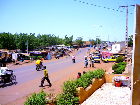 Travel in Mali 2008 その1
