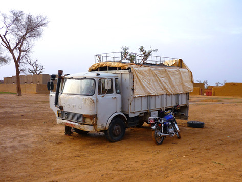 Travel in Mali 2008 その3