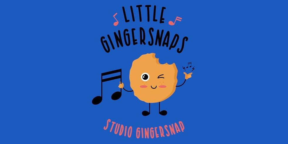 Gingersnaps Online Family Music Class (Ages 2-6)