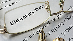 F.A.Q. #1 - Are You A Fiduciary?