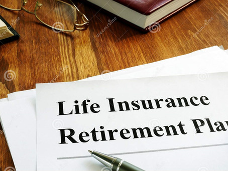 Can you save and fund retirement using ONLY life insurance?