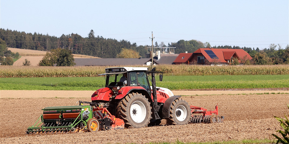 From the Ground Up - Why Sustainable Farming Matters