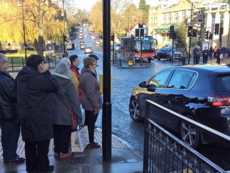 Traffic congestion: Are we getting anywhere?