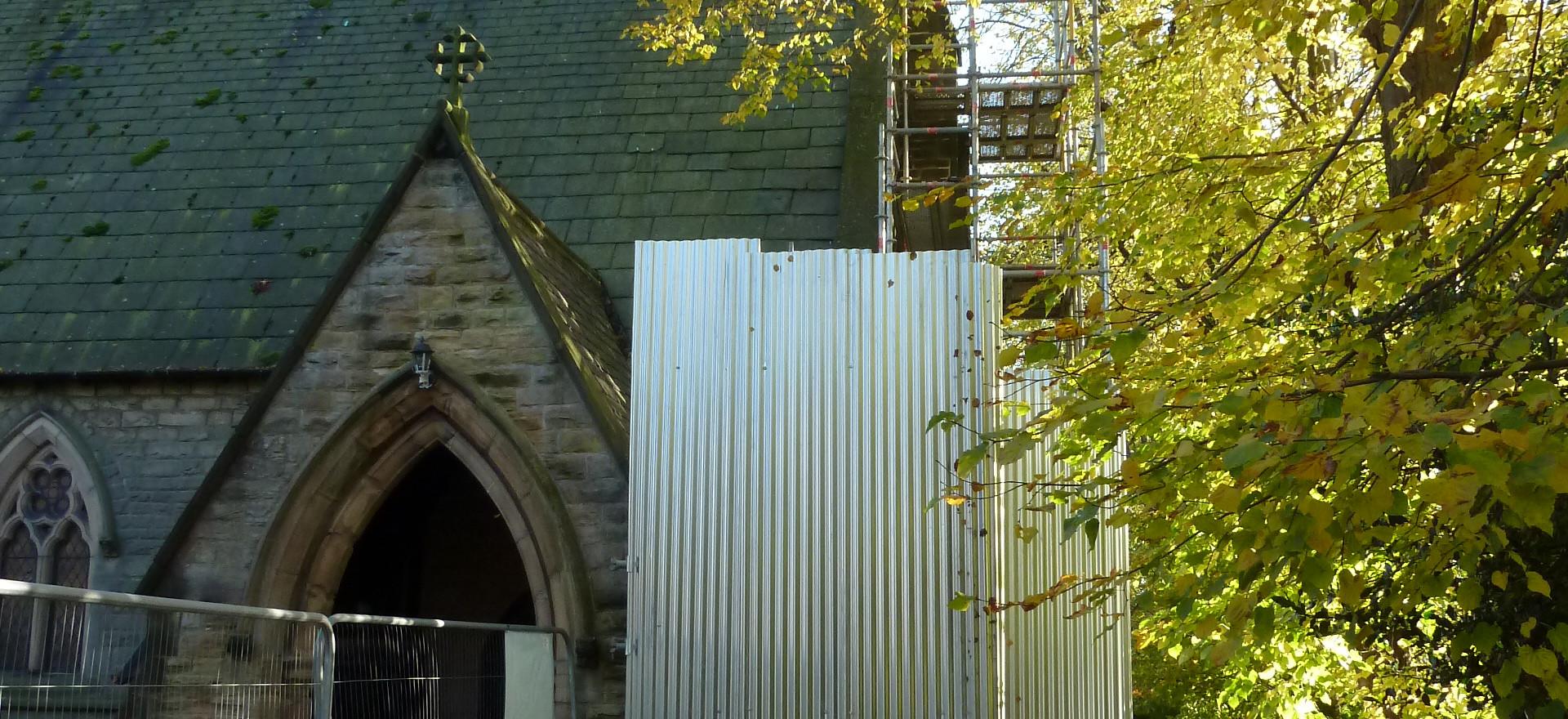 Saint Mary Magdalene Porch