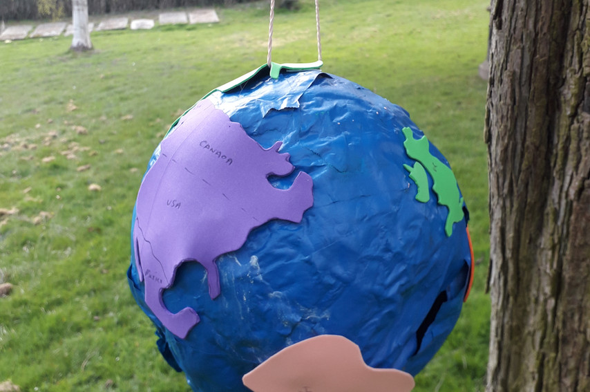 Earth Day mobile 2