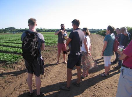 Riverford Farm Visit